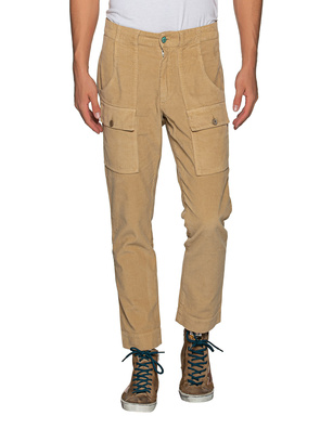 Palm Angels Corduroy Cargo Rice Brown