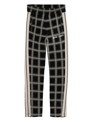 Palm Angels Checked Black