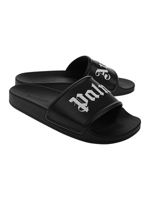 Palm Angels Palm Slipper Black