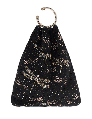 RED VALENTINO Dragonfly Black