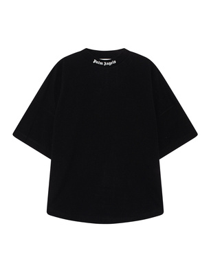 Palm Angels Oversize Logo Black
