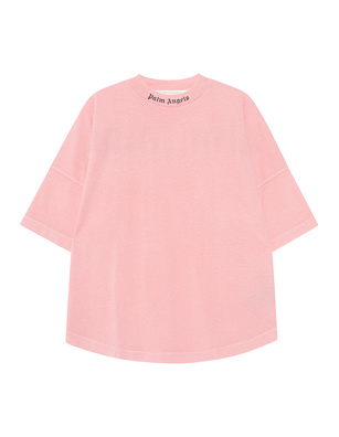 Palm Angels Oversize Logo Pink