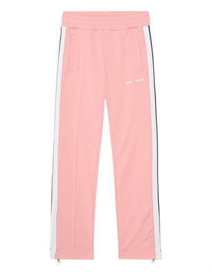 Palm Angels Track Stripe Zipper Pink