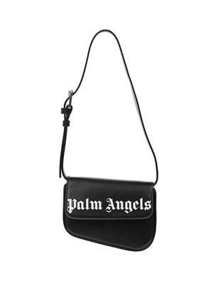 Palm Angels Mini Leather Black