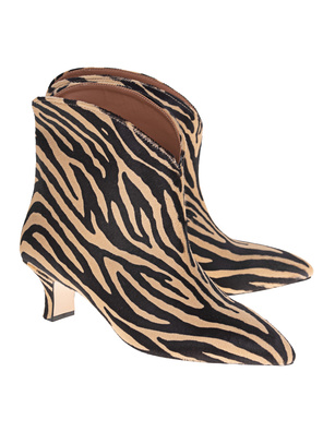 PARIS TEXAS Zebra Fur Multicolor