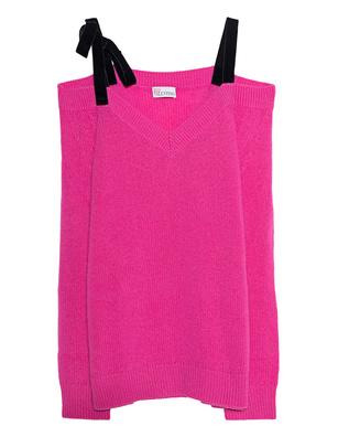 RED VALENTINO Velvet Ribbons Pink