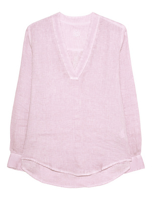 120% LINO Tunic Fragrant Light Pink