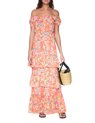 eywasouls Malibu Inka Flowers Dress Multicolor
