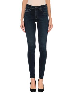 AG Jeans The Farrah Skinny Navy