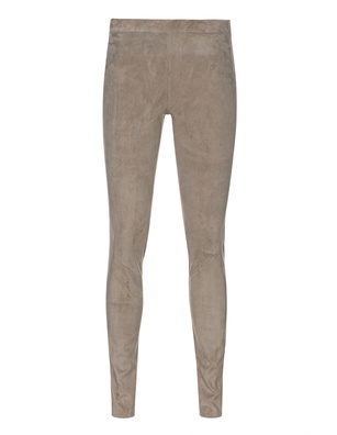 ARMA Roche Stretch Suede Grey Taupe