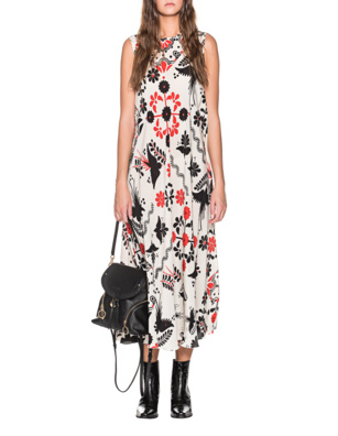 RED VALENTINO Floral Multicolor