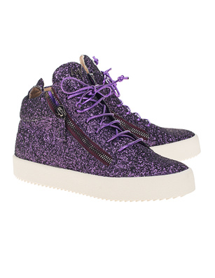 GIUSEPPE ZANOTTI May London Oldglitt Purple