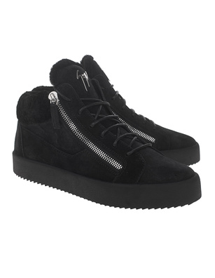 GIUSEPPE ZANOTTI May London Sensory Black