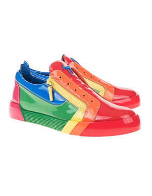 GIUSEPPE ZANOTTI Foxy London Rainbow Low Multicolor