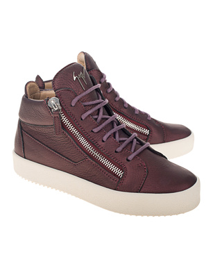 GIUSEPPE ZANOTTI  May London Bamby Bordeaux