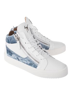 GIUSEPPE ZANOTTI May London Birel/ Vague Bianco White