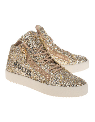 GIUSEPPE ZANOTTI May London Bonjour Glitter Gold