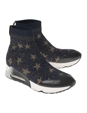 "ASH Lulla Star ""Socks"" Navy"