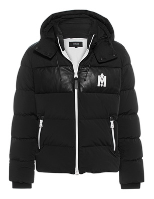 MACKAGE Bomber Allen Black