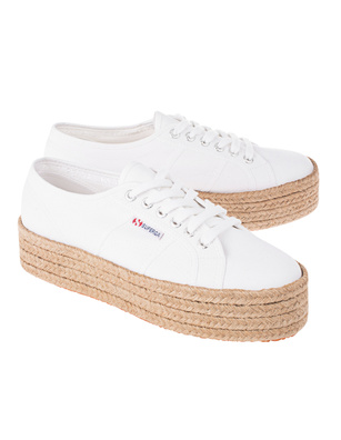 Superga 2790-COTROPEW White