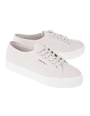 Superga 2730-COTU Seashell Grey