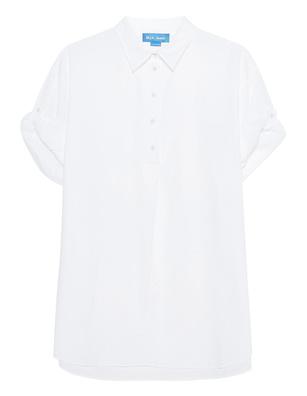 M.i.h JEANS Tuck Shirt White