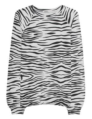 RAGDOLL L.A. Zebra Pattern Black White