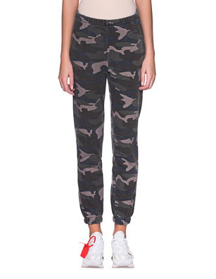 RAGDOLL L.A. Casual Sweat Camouflage Multicolor