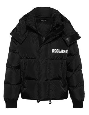 DSQUARED2 Kenny Puffer Black
