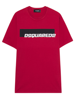 DSQUARED2 Logo New Red
