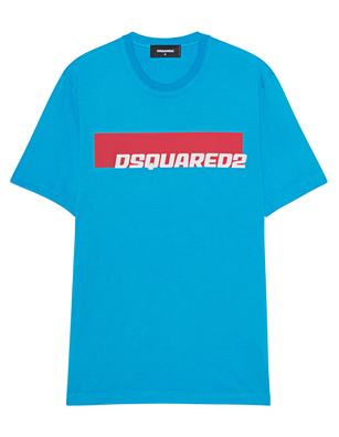DSQUARED2 Logo New Turquoise