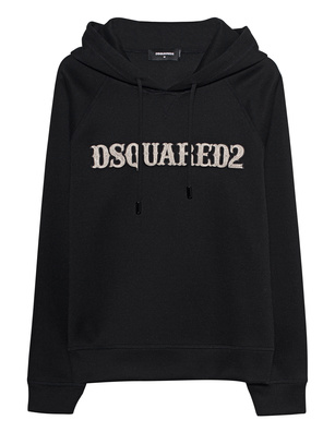 DSQUARED2 Logo Embroidery Black