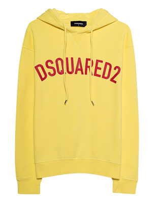DSQUARED2 Hood Logo Color Yellow