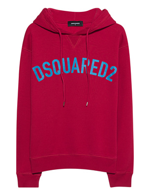 DSQUARED2 Hood Logo Color Red
