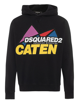 DSQUARED2 Caten Logo Black