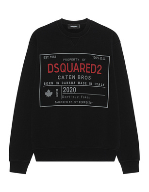 DSQUARED2 Caten Bros Black