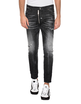 DSQUARED2 Skater Jean Anthracite