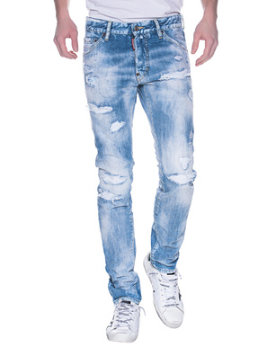 DSQUARED2 Cool Guy Rainbow Light Blue