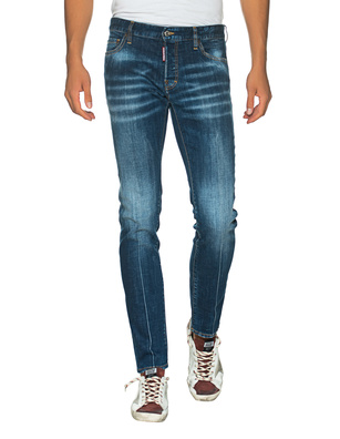 DSQUARED2 Slim Jean Riga Blue