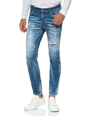 DSQUARED2 Skater Jean Blue