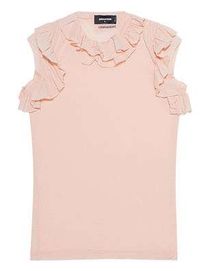 DSQUARED2 Ruffles Nude