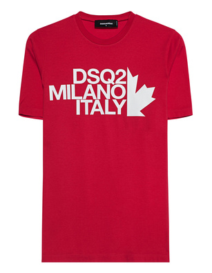 DSQUARED2 Dsq Milano Shirt Red