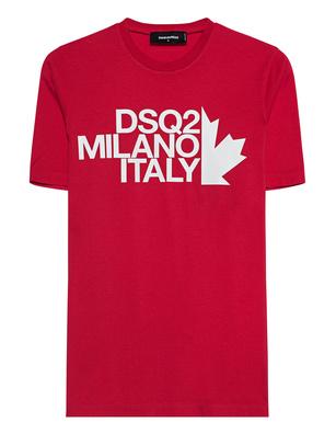 DSQUARED2 Dsq Milano Shirt Red