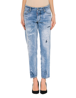 DSQUARED2 Boyfriend Jean Lightblue