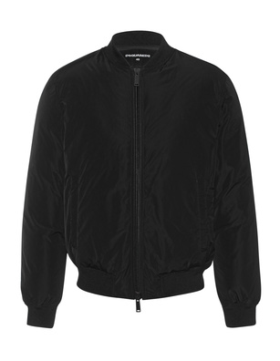 DSQUARED2 Icon Bomber Black