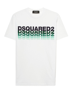 DSQUARED2 Multi Logo White