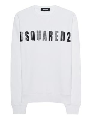 DSQUARED2 Logo Basic White