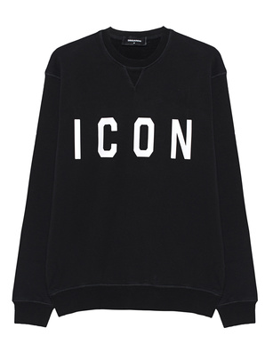 DSQUARED2 Icon Sweater Black