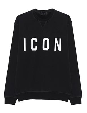 DSQUARED2 Icon Sweater Black