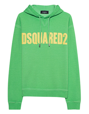 DSQUARED2 Logo Neon Green